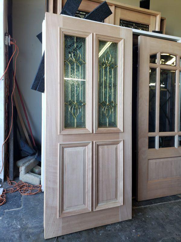 Wood Door for Sale in Houston, TX - OfferUp