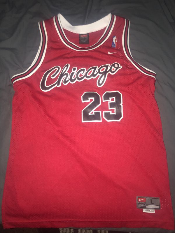 reputable site 72671 3bef7 Vintage Michael Jordan Jersey!!!! for Sale in West Covina, CA - OfferUp