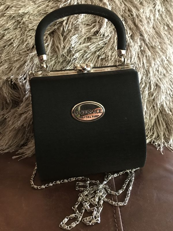 5d39cc2216 G. Versace Italy evening bag for Sale in Los Gatos
