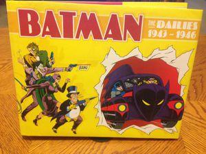 Photo Batman - The Dailies 1943 thru 1946