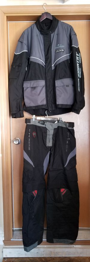 All weather riding coat and pants for atv quad motorcycle dirt bike for Sale in Tacoma, WA