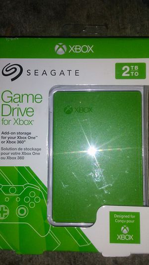 2TB Game Drive for XBOX! for Sale in Kent, WA