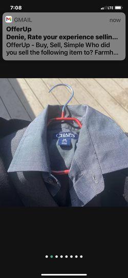 Chaps Boys suit Thumbnail