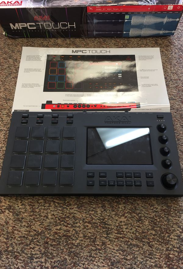Akai MPC Touch controller for Sale in Belmont, NC - OfferUp