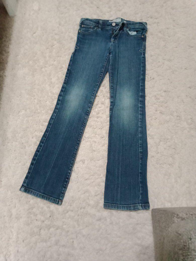 Girls Size 12 Slim Jeans