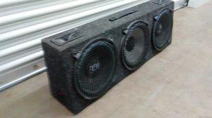 Speaker Box for Sale in Ashburn, VA