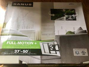 Sanus TV Wall Mount Full Motion 37-50 inch for Sale in Arlington, VA