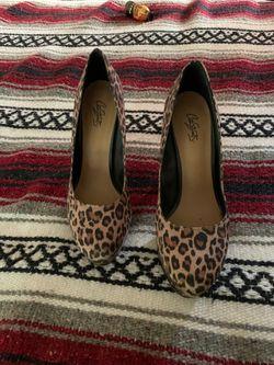 Leopard heels Thumbnail