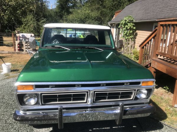 1977 Ford F250 for Sale in Gold Bar, WA - OfferUp