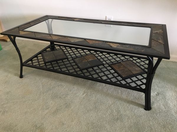 stone coffee table. Stone Coffee Table
