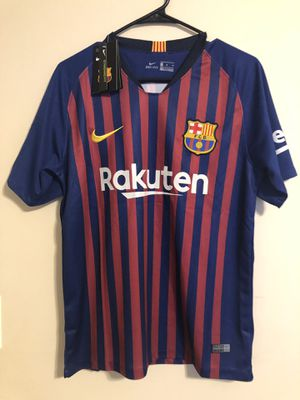 MESSI-BARCELONA JERSEY for Sale in Tysons, VA