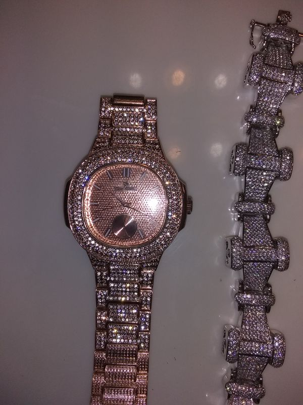 5cdff717e Watch and bracelet for Sale in Las Vegas, NV - OfferUp