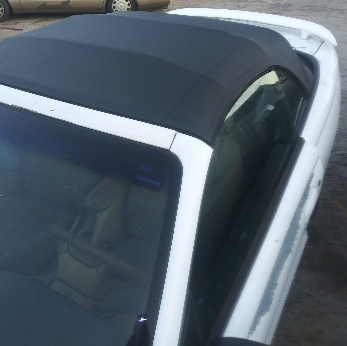 Convertible top installation and replacement $500 and up