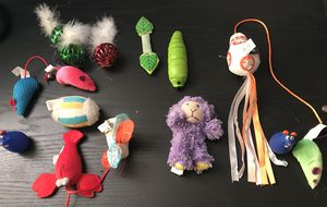 Assorted Cat Toys for Sale in Baltimore, MD