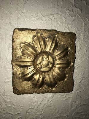 Gold Clay Wall Art for Sale in Tampa, FL
