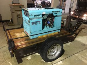 MQ power 225amp welder/gen gas for Sale in Sorrento, FL