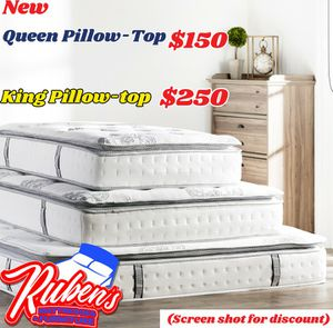 Brand new pillowtop mattresses for Sale in TN, US