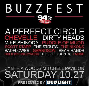 BuzzFest Tickets for Sale in Houston, TX