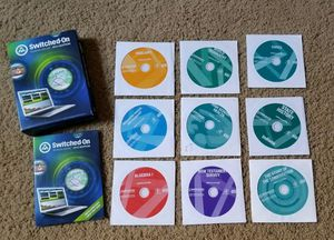 Switched on Schoolhouse SOS 9th grade Homeschool Set for Sale in Puyallup, WA