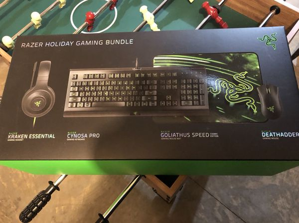 cadc6041efd Razer Holiday Gaming Bundle PC for Sale in New Britain, CT - OfferUp