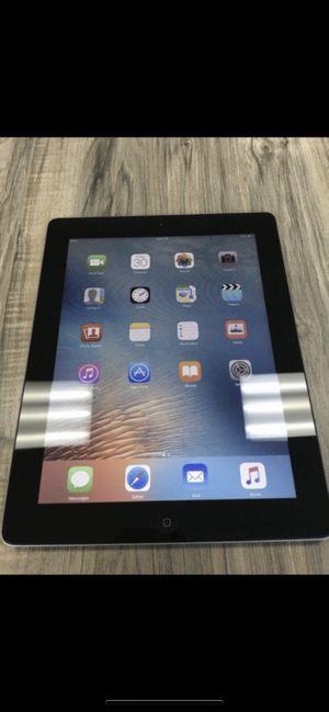 Apple iPad 2 wifi 64gb black 3g unlocked for Sale in Seattle, WA