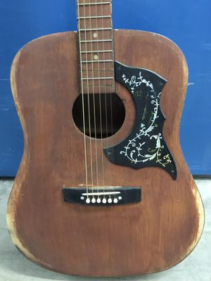 Acoustic Guitar Hummingbird vintage for Sale in Orlando, FL