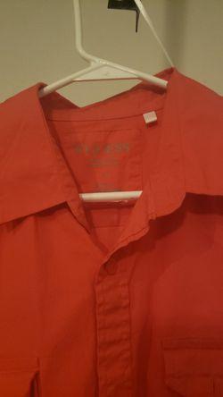 Mens dress shirt and sweater long and short sleeved Thumbnail