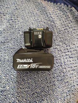 Makita Battery 5.0 Thumbnail