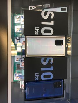 Samsung S10 Lite Brand New Unlocked Thumbnail