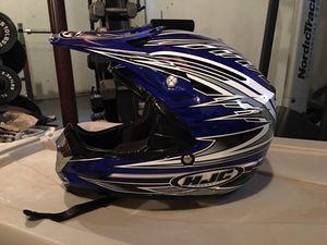 HJC Dirtbike Helmet - Full-face for Sale in Sykesville, MD