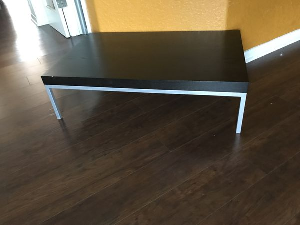 Brand New Ikea Klubbo Coffee Table Measuring 38x24 By 11 In Height