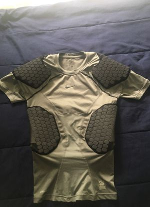 Nike Men's Pro Combat Padded Football Compression Shirt for Sale in Fairfax, VA