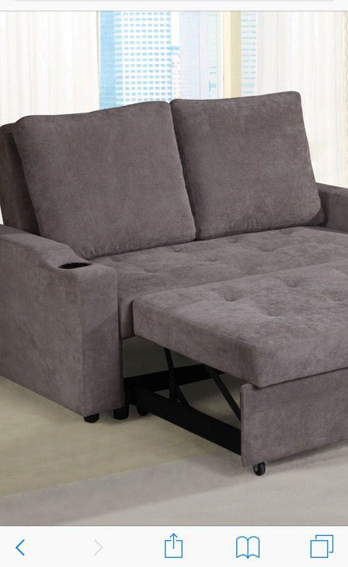 3 in 1 sofa sleeper brand new in box details on 3rd pic