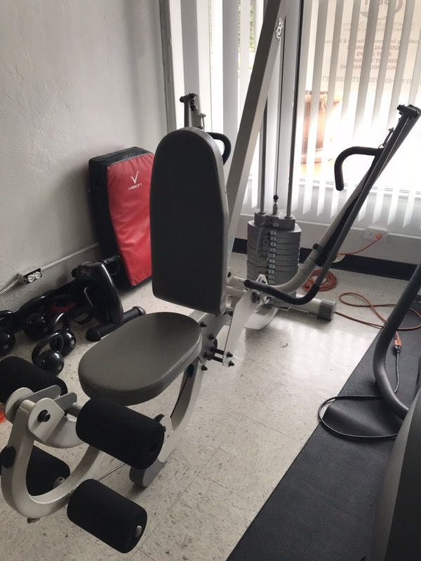 Hoist prime multi gym for sale in san leandro ca offerup