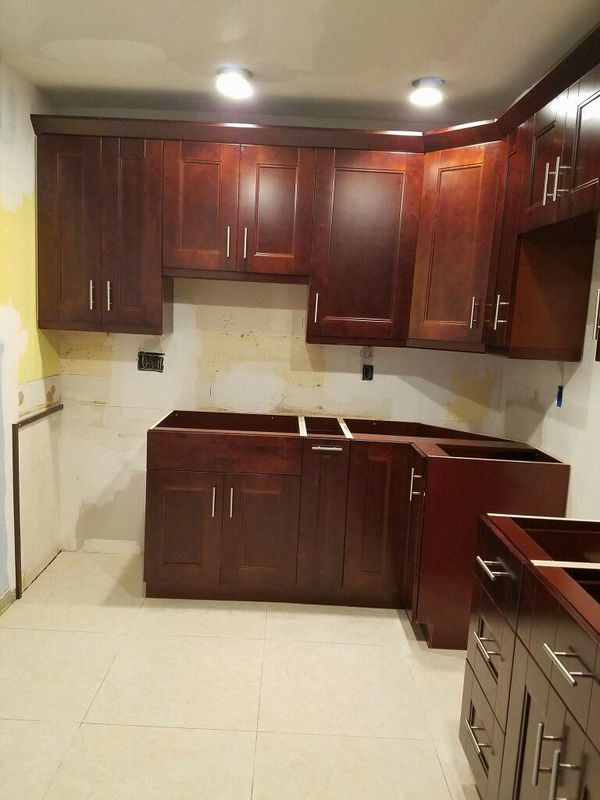 New Kitchen Cabinets All Wood For Sale In Naples Fl Offerup