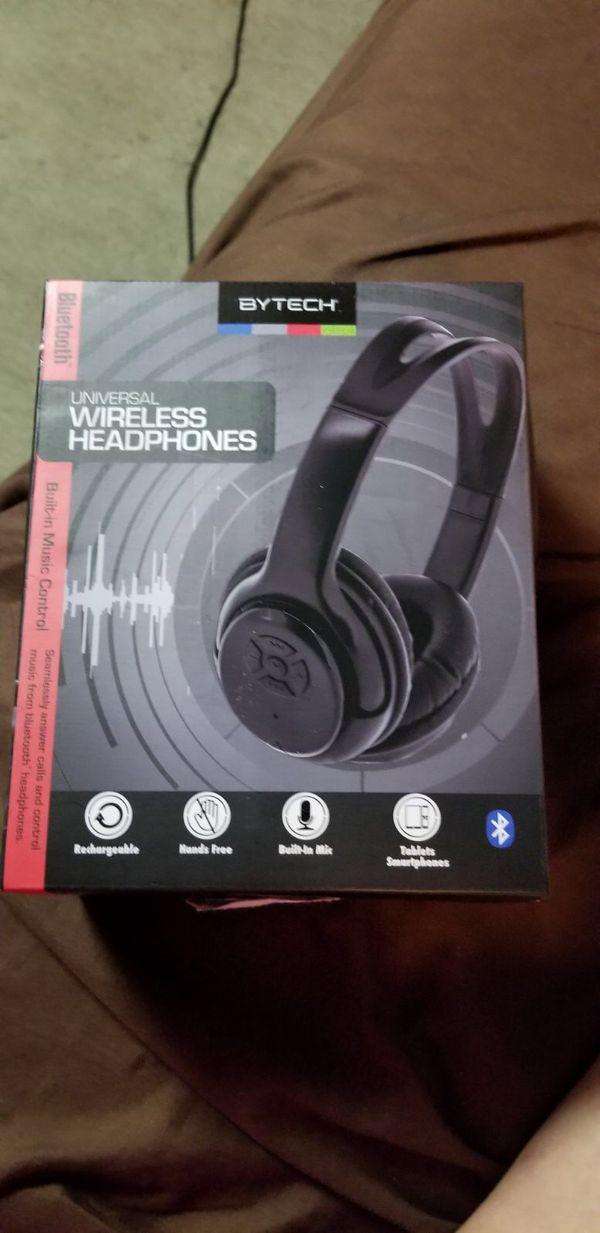 9abaaaa0b73 Bytech Universal Wireless Headphones for Sale in Signal Hill, CA ...