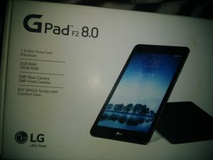Lg G Pad F2 8.0 for Sale in Columbus, OH