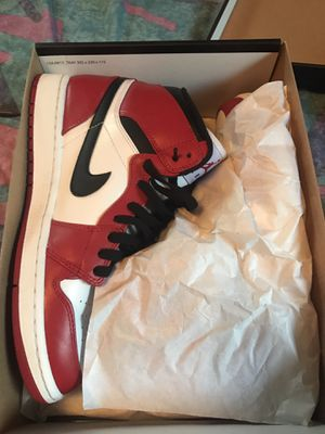 Retro Air Jordan Chicago 1 size 8.5 for Sale in Richmond, VA