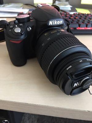 Nikon D3100 Camera for Sale in South Jordan, UT