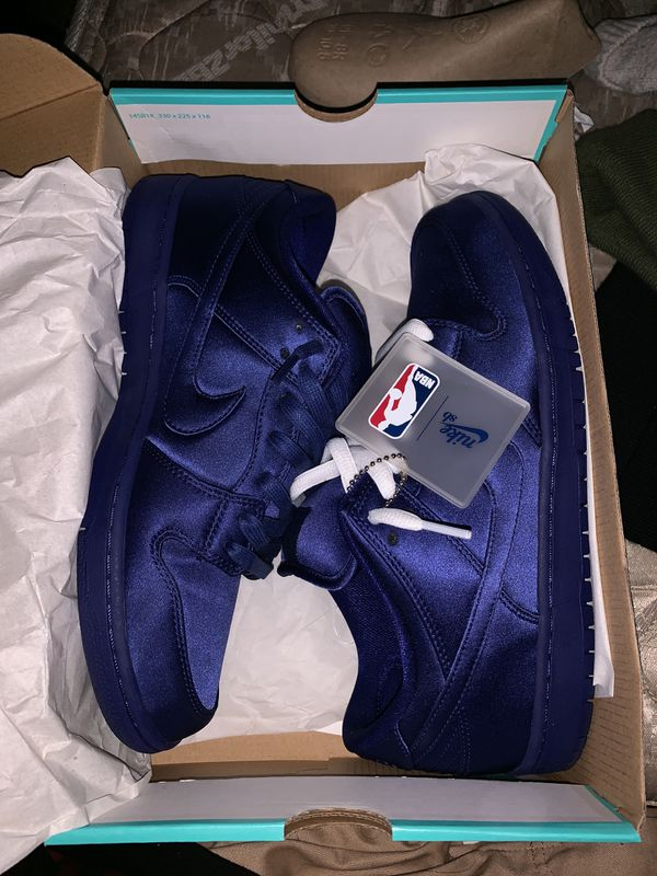 newest 626b8 4d221 Nike SB Dunk Low TRD NBA for Sale in Hayward, CA - OfferUp