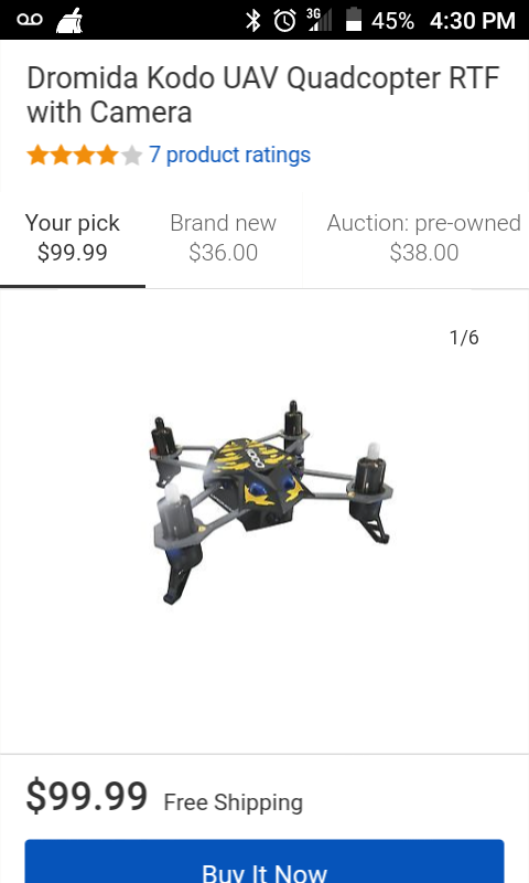 Offerup Las Vegas >> Kodo drone with camera for Sale in North Las Vegas, NV - OfferUp