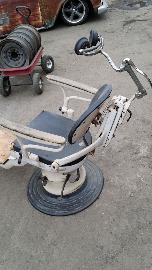 - Vintage DENTIST CHAIR (Antiques) In Fresno, CA - OfferUp