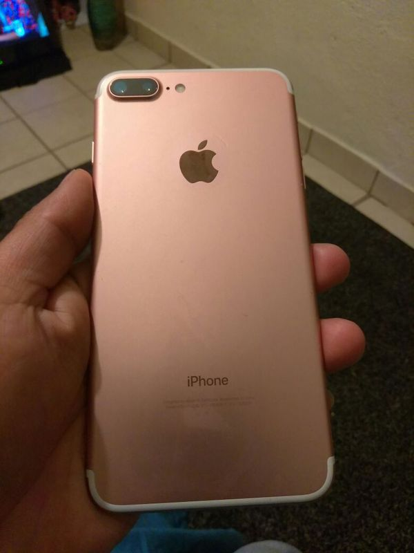 Iphone 7 Plus Rose Gold Cell Phones In Los Angeles CA