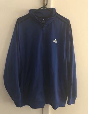 Adidas Men's Sweat Jacket. for Sale in Rockville, MD