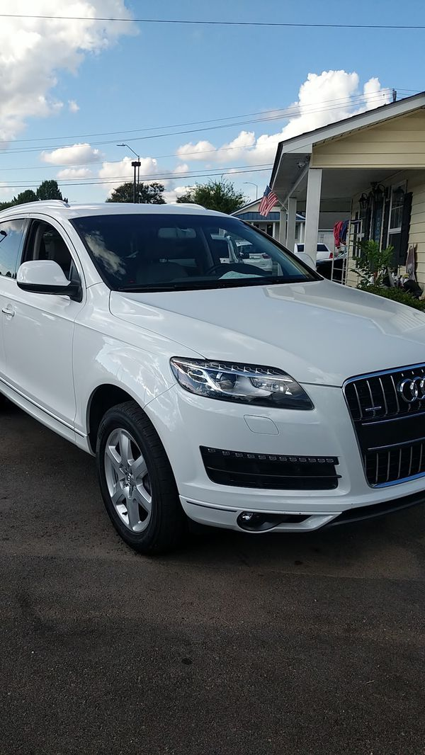 2016 AUDI Q7 PREMIUM SPORT for Sale in Raleigh, NC - OfferUp