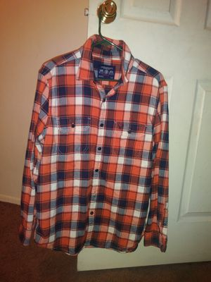 American Eagle Outfitters Men L Shirt for sale  Tulsa, OK