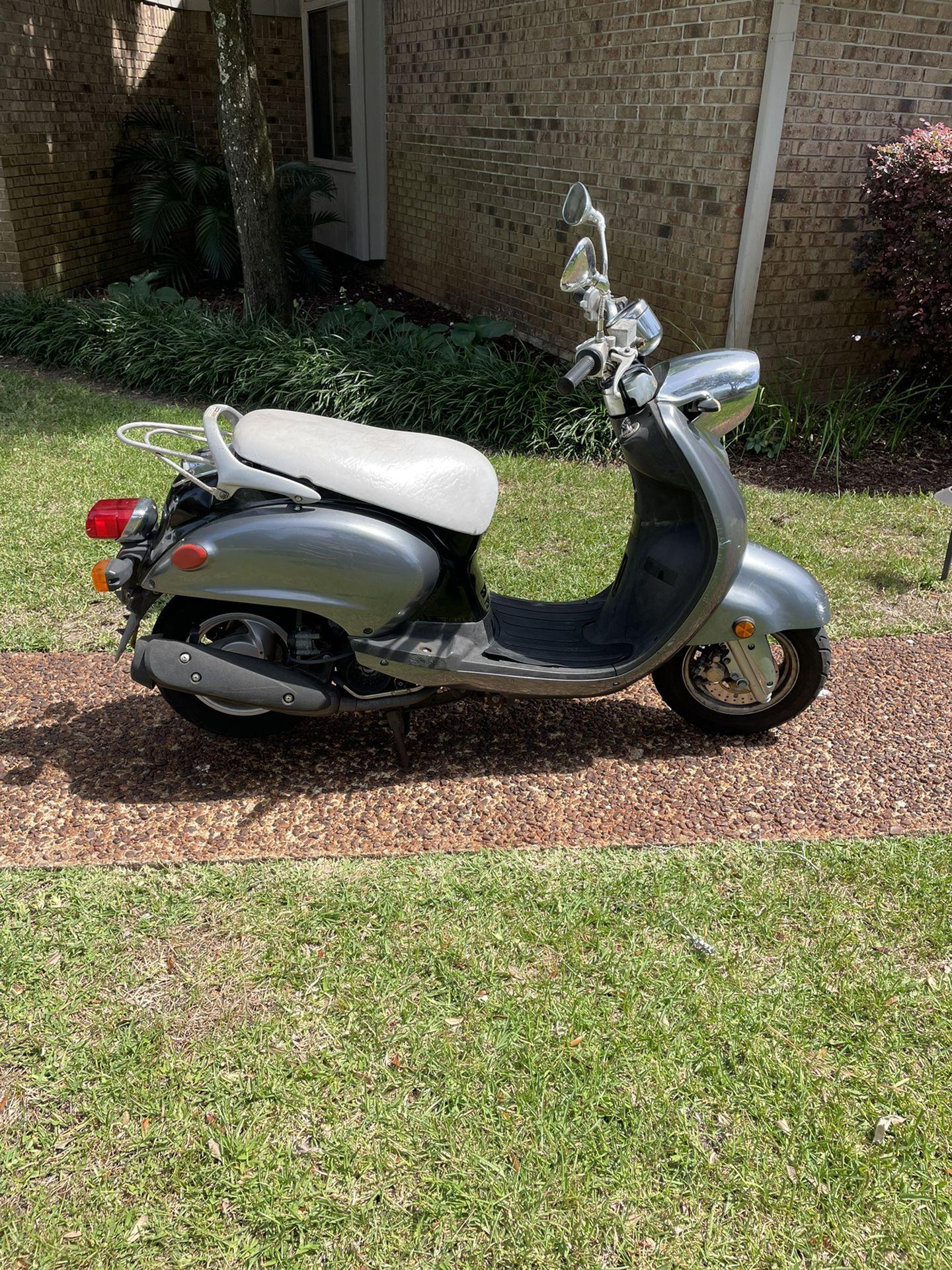 Photo 2006 Yamaha Vino 125