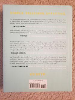 Keto Reset Diet Book Thumbnail