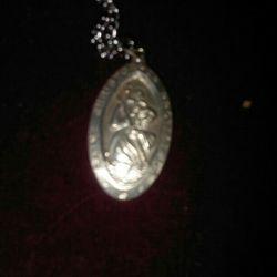 Religious Medal  Thumbnail