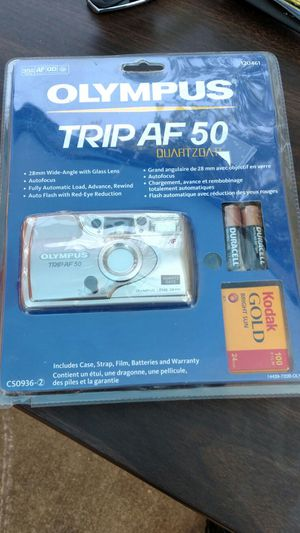 Olympus Trip AF50 Camera for Sale in Fairfax, VA
